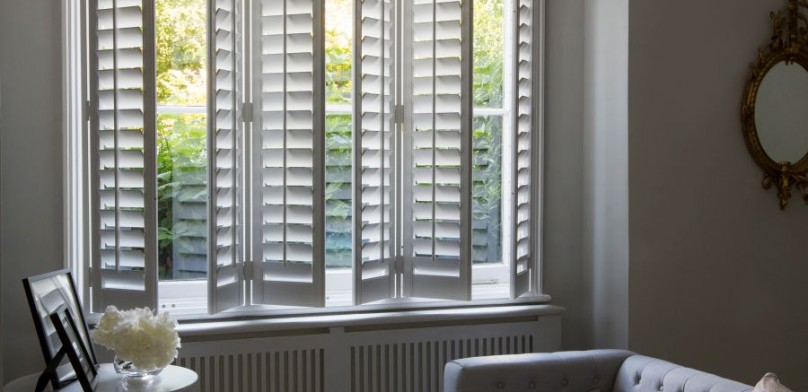 Faux Wood Plantation Shutters Dencas