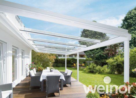 weinor glass veranda from dencas chester